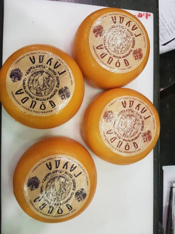 Подарочный Сыр Гауда